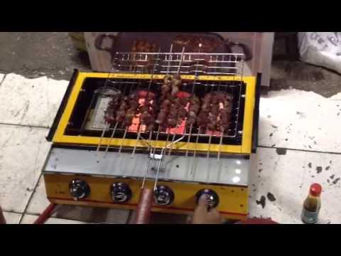 Cara Memanggang Ayam Di Kompor Gas