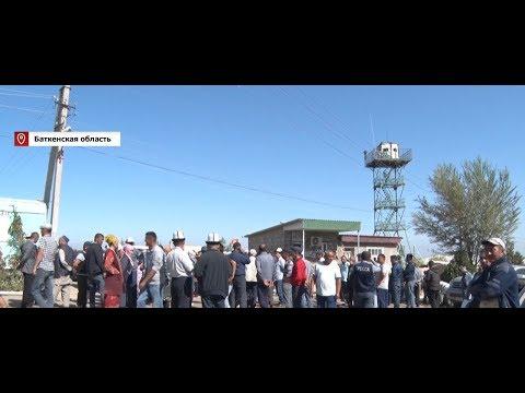 Ситуация на кыргызско-таджикской границе относительно стабильная