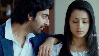 Trisha Romance With Her Boy Friend  Vetadu Ventadu