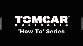 Tomcar Australia: 'How To' Series - Replace Tie Rod End