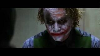 The Dark Knight - Interrogation