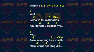 Armada - Asal Kau Bahagia [Original Chord and Lyrics by AFG]
