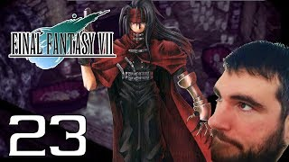 Vincent Edgy Valentine - Final Fantasy VII #23