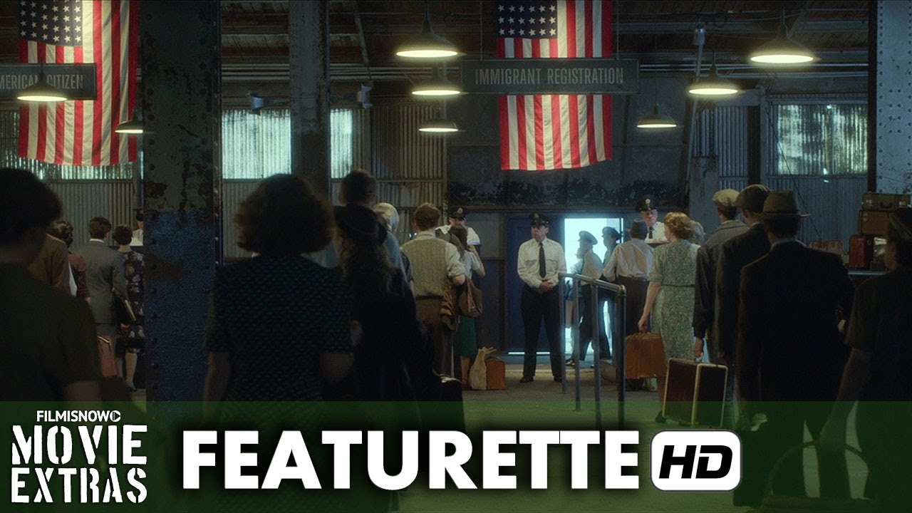Brooklyn (2015) Featurette - My First Trip