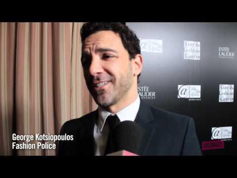 George Kotsiopoulos- LA Gay and Lesbian Center Award