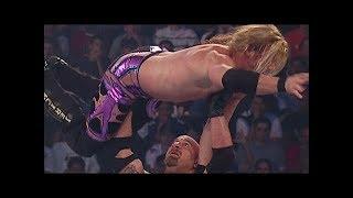 Goldberg vs. Chris Jericho - World Heavyweight Championship Match: Raw, September 22, 2003