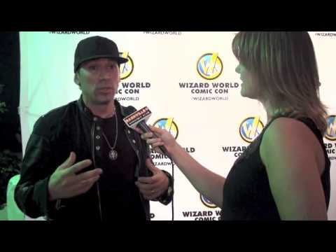 2014 Wizard World Nashville Comic Con with Jason David Frank