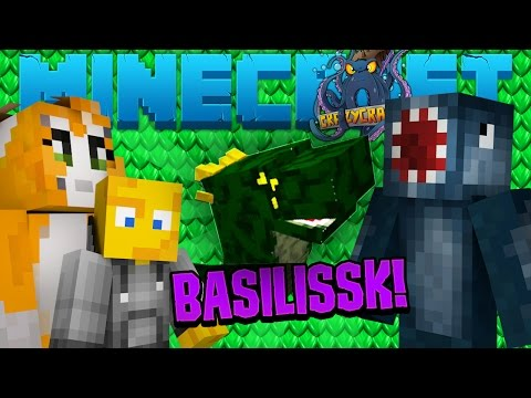 Minecraft - Crazy Craft 2.2 - Basilisk! [12] video