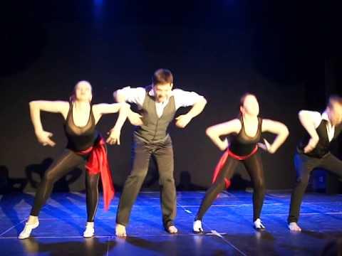 SNA 2013. Конкурс Шоу номеров. Выступление Social Dance Studio