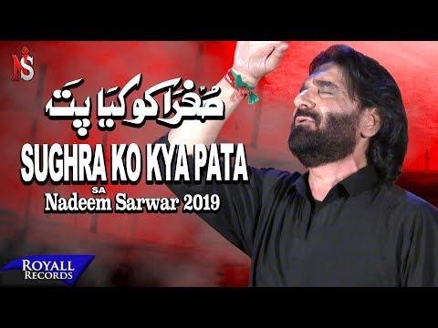 Nadeem Sarwar | Meri Sughra Ko Kya Pata | 1441 / 2019 - 40th Album