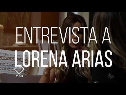 Vivían Benítez entrevista a Lorena Arias - Parte 1