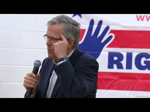 Jeb Bush Stumbles on the Iraq War