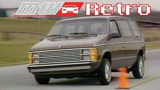1984 Plymouth Voyager / Dodge Caravan | Retro Review