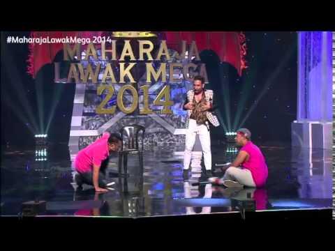 Maharaja Lawak Mega 2014 - Minggu 1 (Virus)