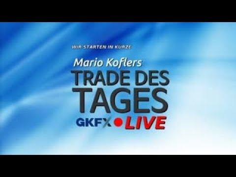Trade des Tages LIVE - NFP Reaktion