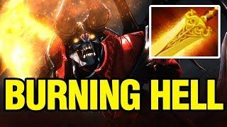 BURNING HELL - Meracle Plays Doom - Dota 2