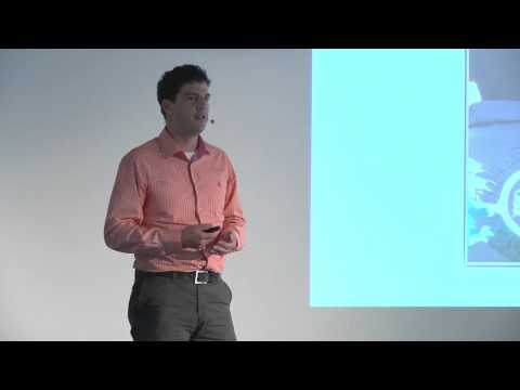 Back to Earth - Daniel Aufdenblatten at TEDxZUG