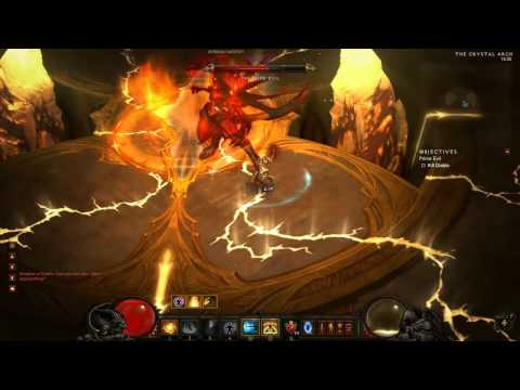 Tanky Act 1-4 Build | Monk Inferno Diablo Kill