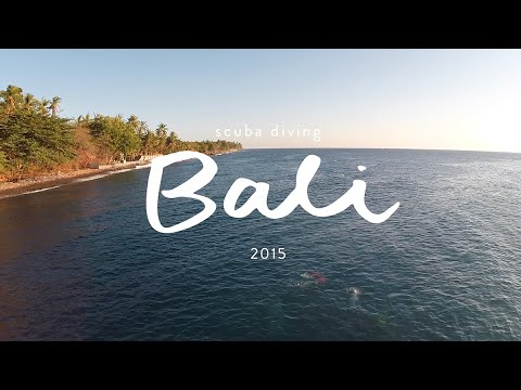 Bali, Scuba Diving (Indonesia 2015)