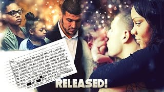 Aaron Hernandez Suicide Note Released To Public!  Tells Wife (You