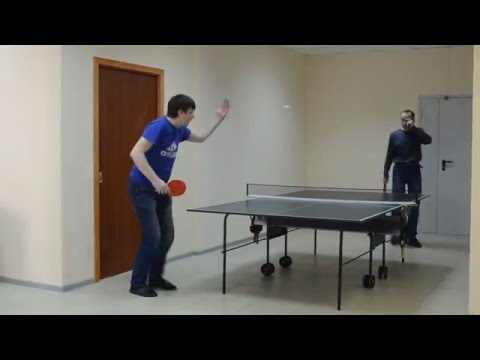 S3 Daily Podcast 17: Table Tennis Game