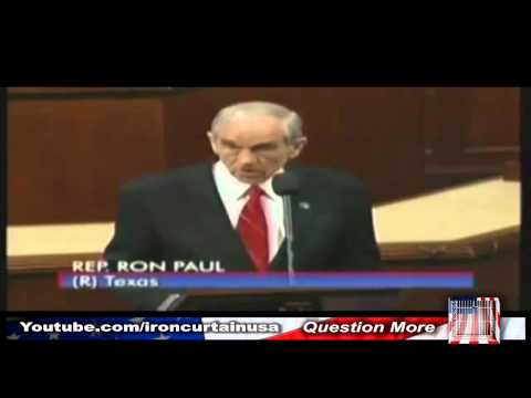 NDAA Bill with Barack Obama, Nazi's and Ron Paul  talk about The National Defense Authorization Act