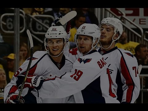 Andre Burakovsky | Playoff Performer of the Night