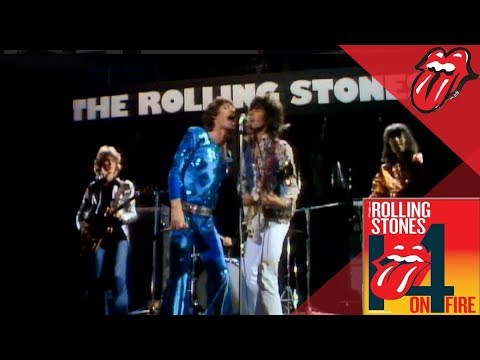 The Rolling Stones - Silver Train - Official Promo video