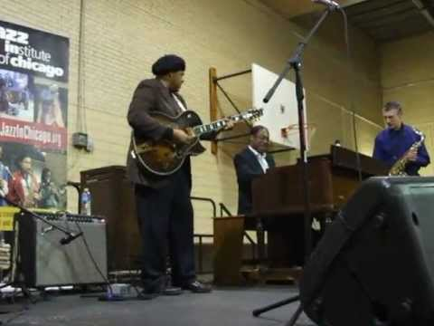 JazzCity; Henry Johnson Organ Quartet