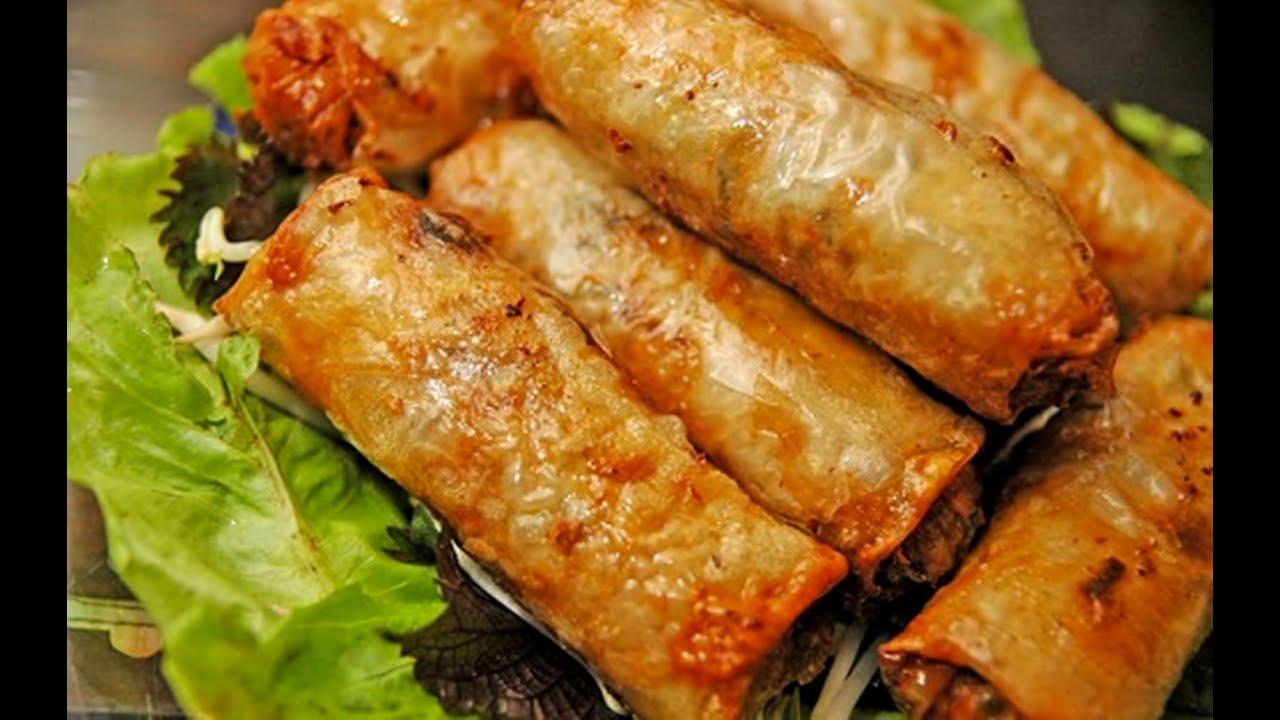 Рецепты блюд из рисовой бумаги
