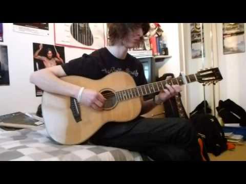 The Sleeping Tune - Guitar Cover (Arr. Tony McManus)