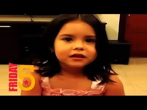 FRIDAY 5: Tagalog Time with Kendra Superstar