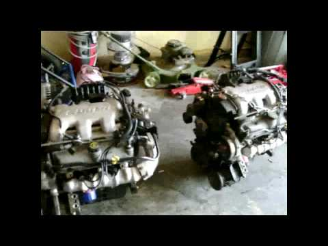 3.4 Liter GM 3400 Engine Replacement / Swap 1999 Alero / Grand Am 4 Door