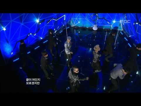 Bigbang - Tonight, 빅뱅 - 투나잇, Music Core 20110312 video