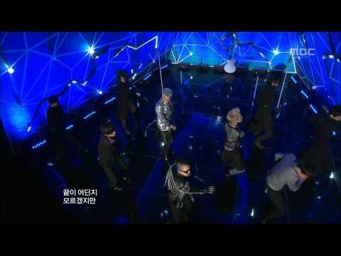 Bigbang - Tonight, 빅뱅 - 투나잇, Music Core 20110312 video