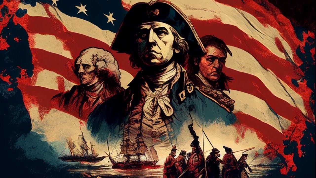 Aparador Tagalog ~ Independ u00eancia dos Estados Unidos Declaraç u00e3o de Independ u00eancia 4 de Julho de 1776 vídeo aula #2