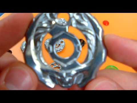Zero G Review: BBG-24 Metal Fight Beyblade Zero G Ultimate Synchrom Deluxe Set Attack & Balance