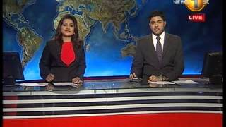 9PM Newsfirst Prime time english 16th September 2014