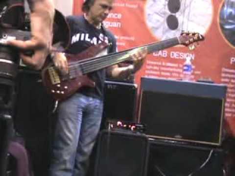 OHM Chris Poland&Robertino Pagliari NAMM 2009 Jam 2