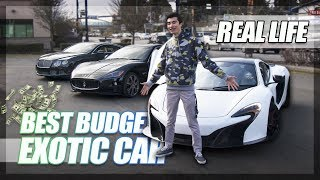 """Forza Challenge in Real Life! Best """"Budget"""" Exotic Car Challenge (PART 1)"""