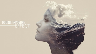 Double Exposure Effect - Photoshop Tutorial