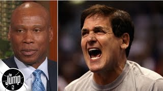 Byron Scott 'ticked off' by Mark Cuban's comments | The Jump