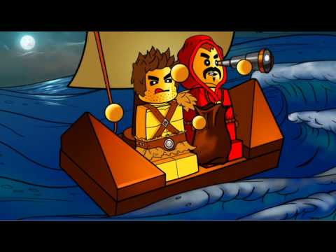 LEGO® HEROICA™ - Chapter 1: Draida Bay