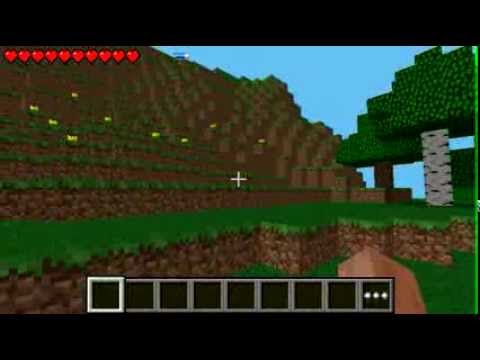 Como pasar de modo Creativo a Supervivencia en Minecraft Pocket Edition