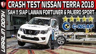 CRASH TEST NISSAN TERRA 2018 - C-NCAP   FIVE STARS!!!