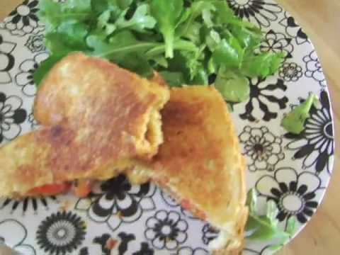 Aarti Paarti Ep. 22: Best Grilled Cheese with Tomato Chutney