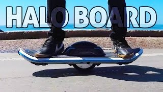 Halo Board, Hoverboard Scooter! REVIEW