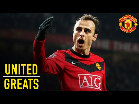 Dimitar Berbatov   Manchester United Greats