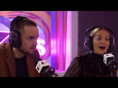 Liam Payne SENSUALLY Reads Sexy Fifty Shades Passage With Rita Ora