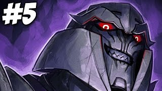 Transformers: The Game Decepticons Walkthrough Part 5 Gameplay Let's Play (PS2/PS3/Xbox360/PC)